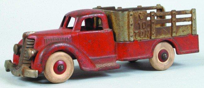 5: Hubley No. 2266 Cast Iron Pennsylvania 10 Ton Stake