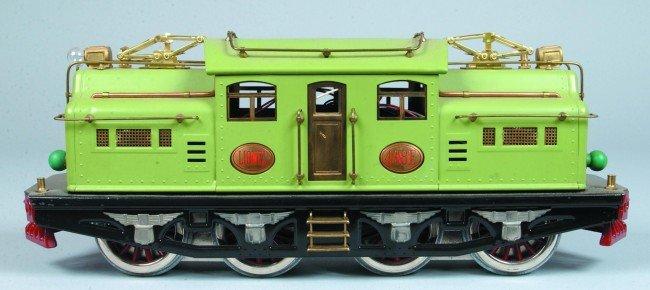 2: Lionel Restored 408E Standard Gauge 0-4-4-0 Engine.