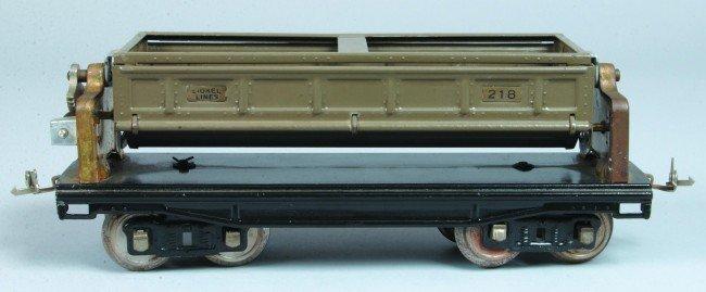 13: Repainted Lionel Standard Gauge #218 (Type 1) circa