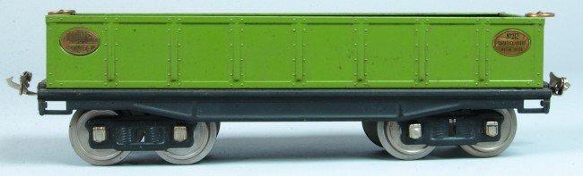 20: Restored Lionel #212 Gondola, (Type 5), circa 1935.