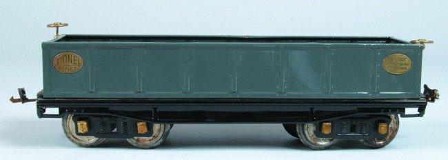 24: Lionel Standard Gauge #212 Gondola Car, (Type 1), c