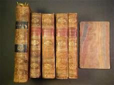 64: (6 vols re: 17th-18th Century British Theatre) Bou