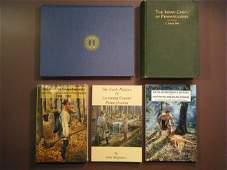 156 5 vols PA Indians The Indian Chiefs of Pennsylva