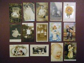7: (PCs of Children) This lot contains 22 cards, all de