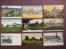 8: (Carlisle Indian School) 12 PCs relating to The Carl