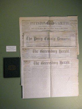 669: (Lincoln - Gettysburg, and the Nat'l Cemetery) Ori