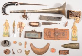 Lot Of Various 19th And Early 20th Century Items I