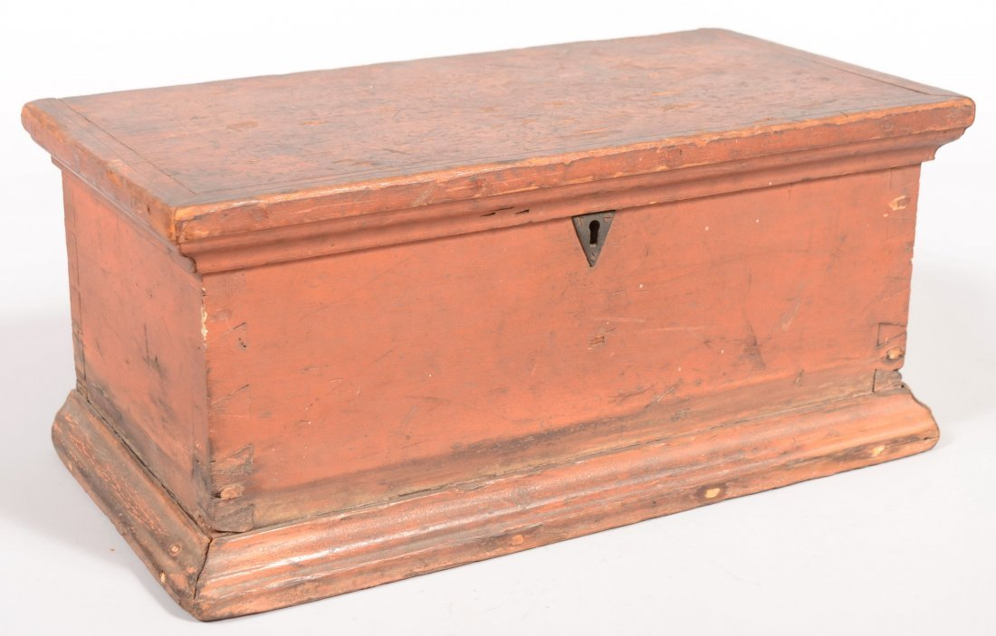 110: Lancaster County, PA Early 19th Century Softwood M