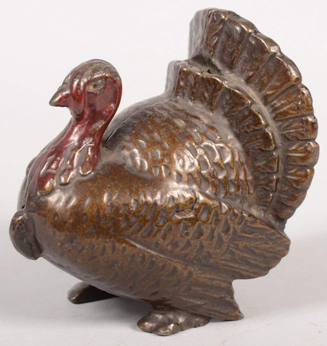 17: Turkey Still Bank. Produced by A. C. Williams. Bank