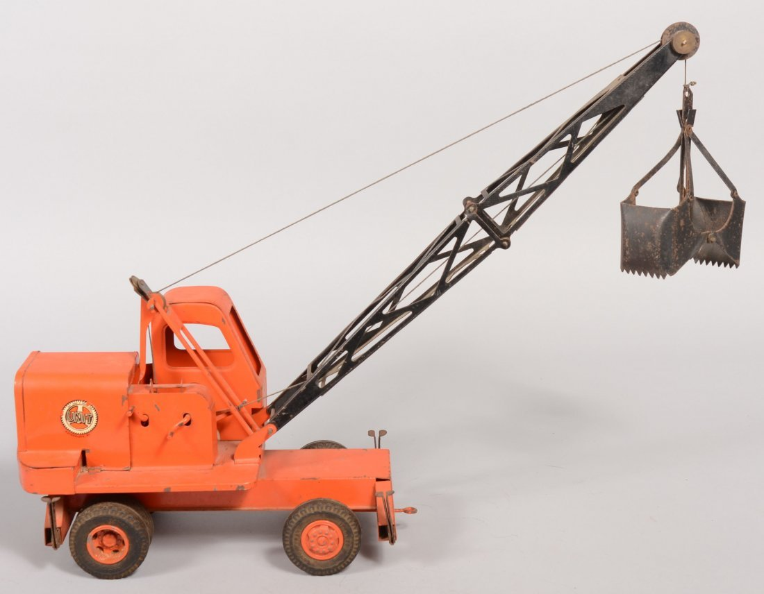 250: Model Toys UNIT Crane and Shovel by C.W. Doepke Co - 2