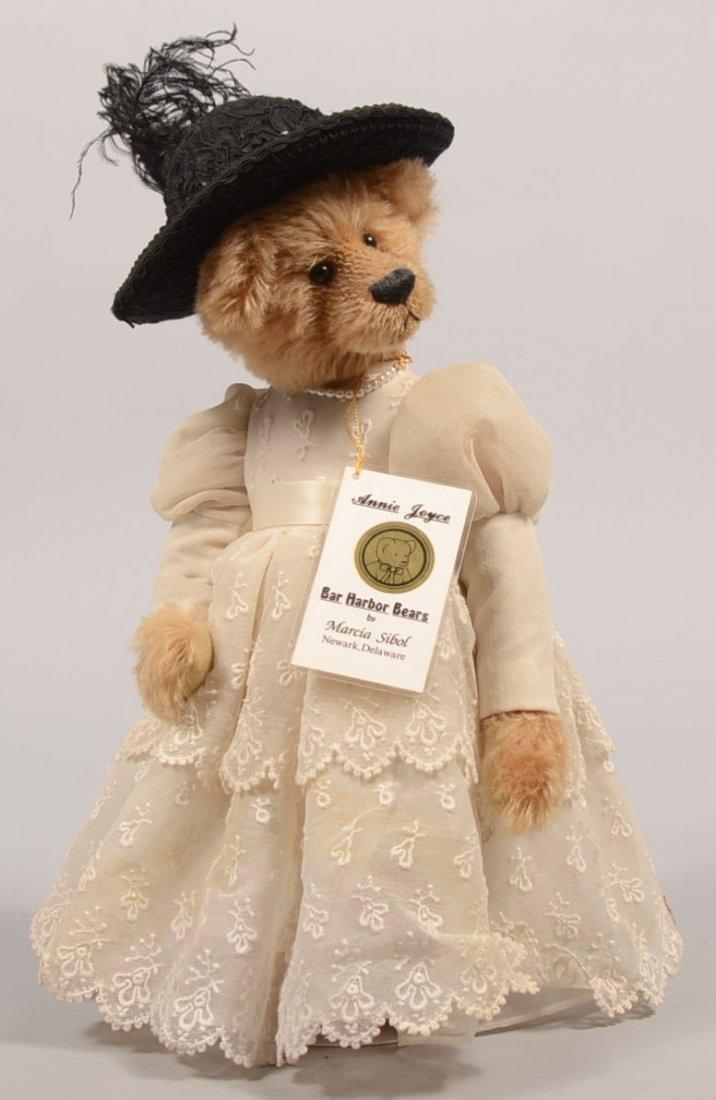 18: Handmade Bar Harbor Bear, Annie Joyce. Produced by