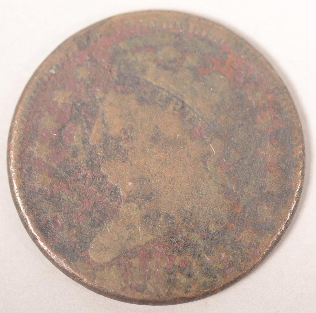 1809 1/2 CENT