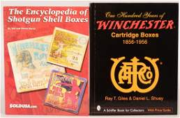 """Book lot of (2): """"One Hundred Years of Winchester"""