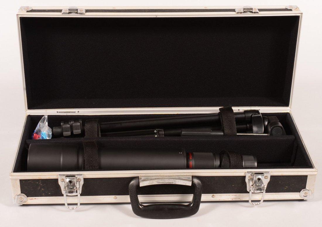 Winchester WLK-641 model 30x to 120x spotting scope