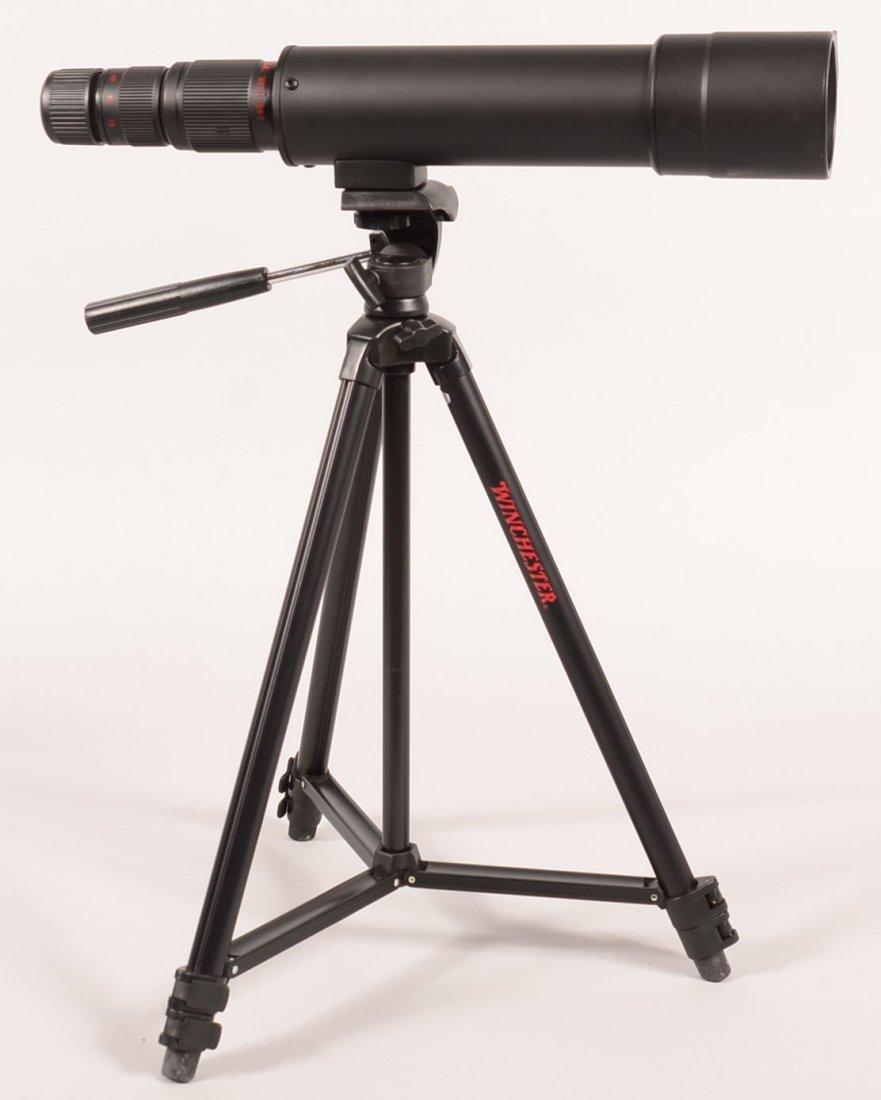 Winchester WLK-641 model 30x to 120x spotting scope - 2