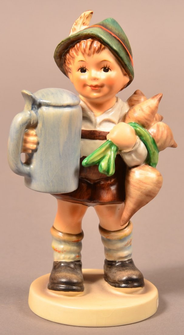 """Hummel Figurine """"For Father""""."""
