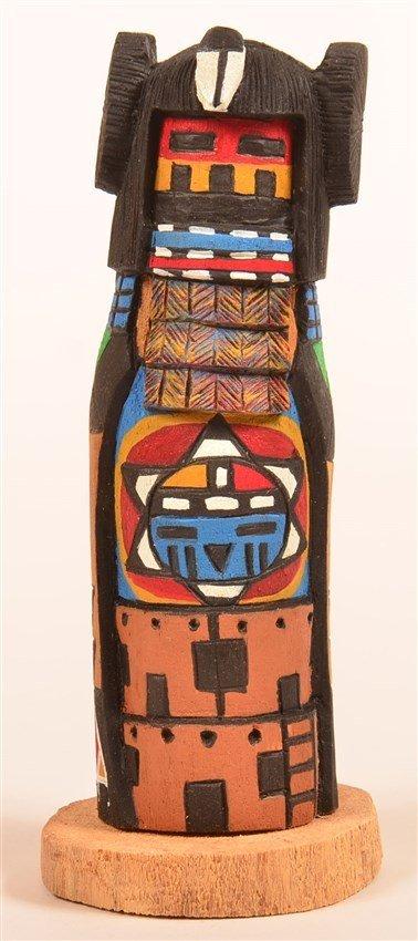 Hopi Kachina Mana Corn Maiden