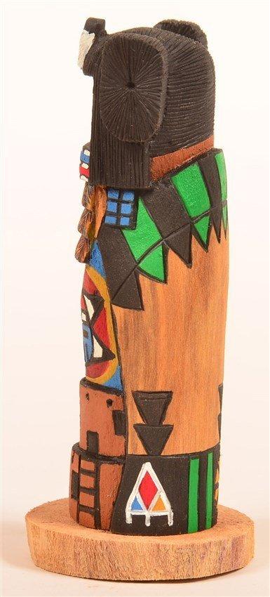 Hopi Kachina Mana Corn Maiden - 2