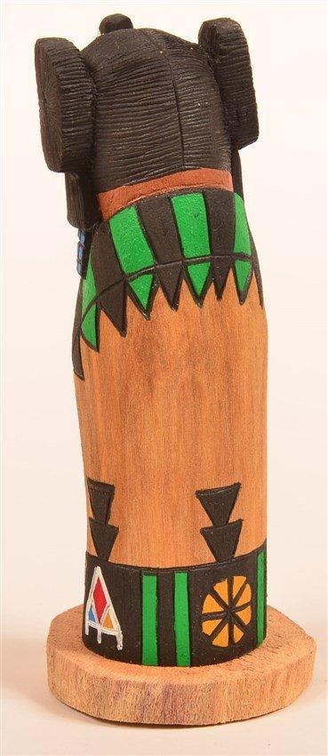 Hopi Kachina Mana Corn Maiden - 3