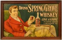 Chas. A. Grove Rare Advertising Pix, Lanc., PA.