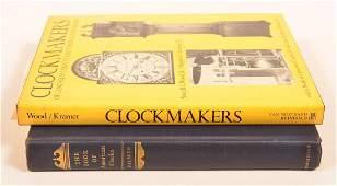 (2 vols) Books on Clocks