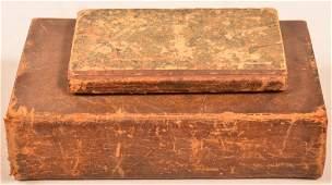 2 vols 1825 Lancaster Catechism