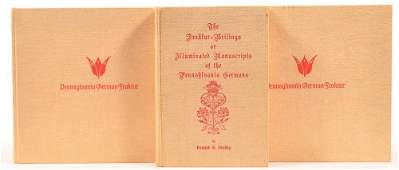 Book Lot: Three Volumes