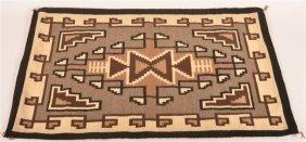 Very Fine Contemporary Navaho Textile.