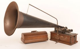 Edison Home Phonograph-model A-1901