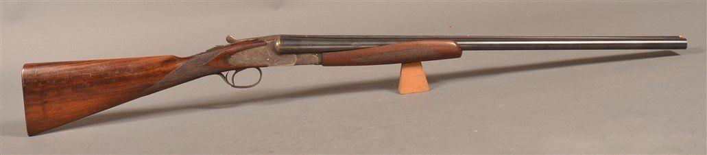 L.C. Smith Specialty Grade Side by Side Shotgun.
