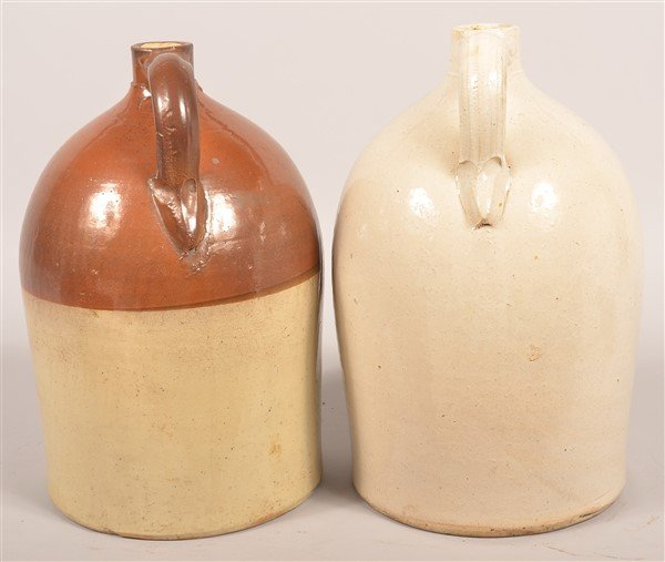 2 Pcs. Of Stoneware by Enterprise Pottery Co. - 2