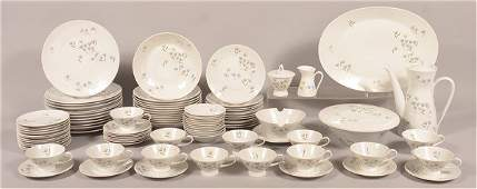 Rosenthal Germany 91 Pc China Dinner Service