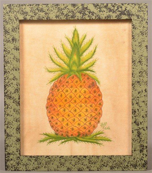Bill Rank Pineapple Theorem.
