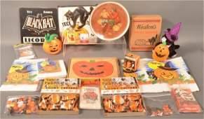Lot of Halloween Items