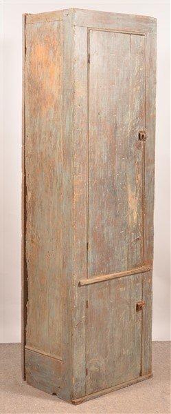 Primitive Softwood Chimney Cupboard. - 3