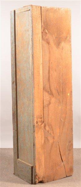 Primitive Softwood Chimney Cupboard. - 4