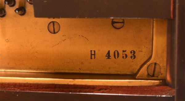Steinway Mahogany Baby Grand Piano, C. 1931. - 6