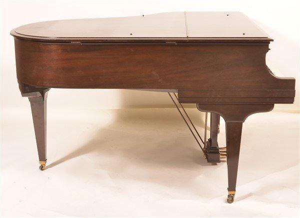 Steinway Mahogany Baby Grand Piano, C. 1931. - 7