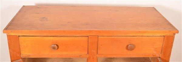 Pennsylvania Softwood Jelly Cupboard. - 3