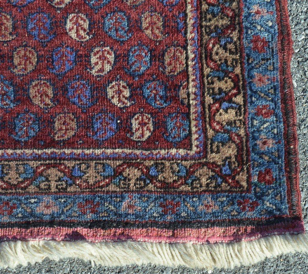 Antique Floral Pattern Oriental Runner. - 3