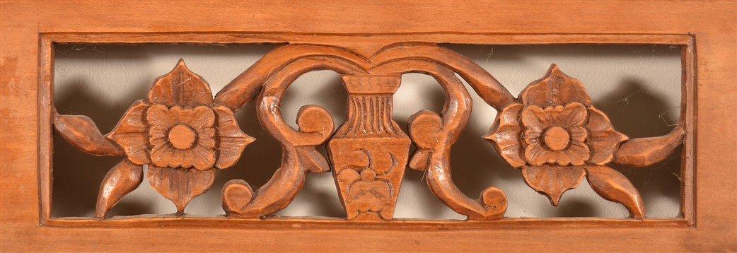 Pair of Vintage Chinese Cypress Wood Doors. - 3