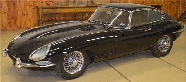 1966 Jaguar XKE Series I, 2 Door Coupe