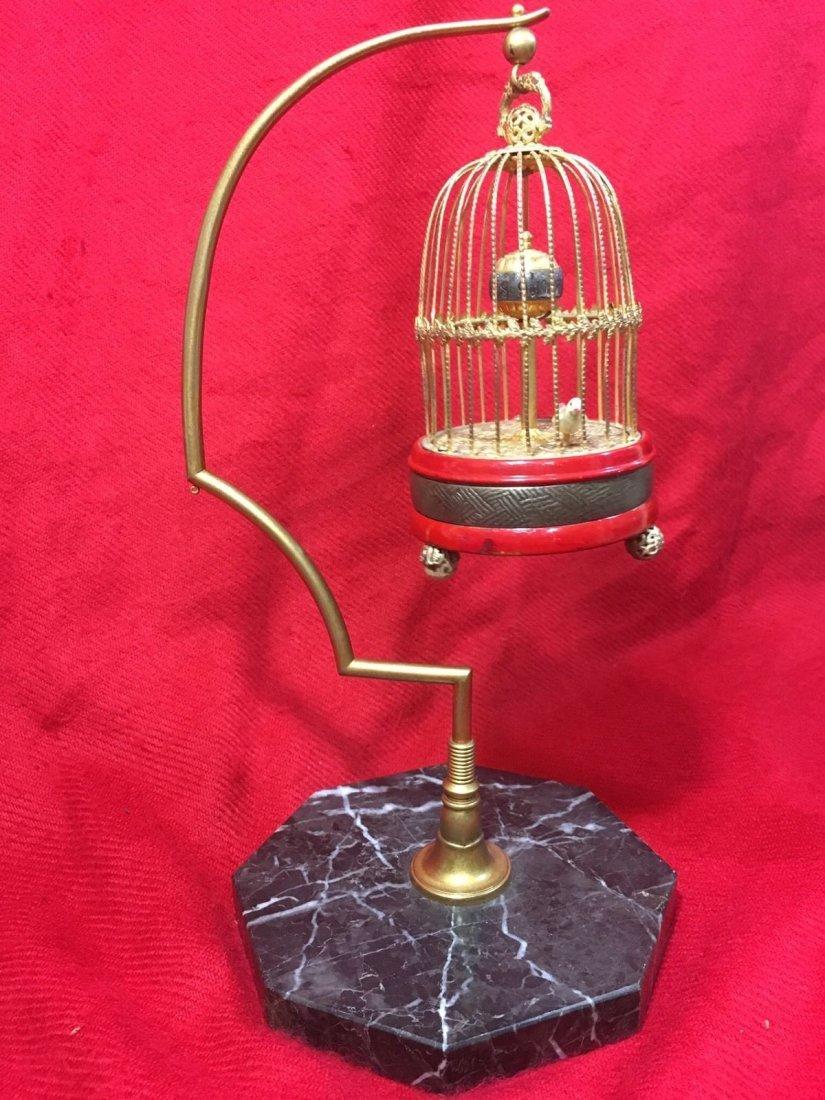 German Birdcage Clock #1