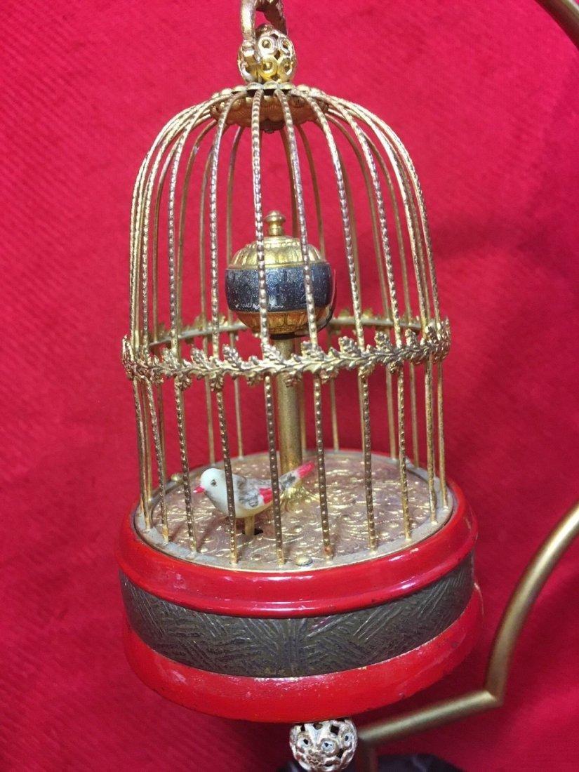 German Birdcage Clock #1 - 2