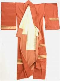 Vintage Japanese Marriage Kimono