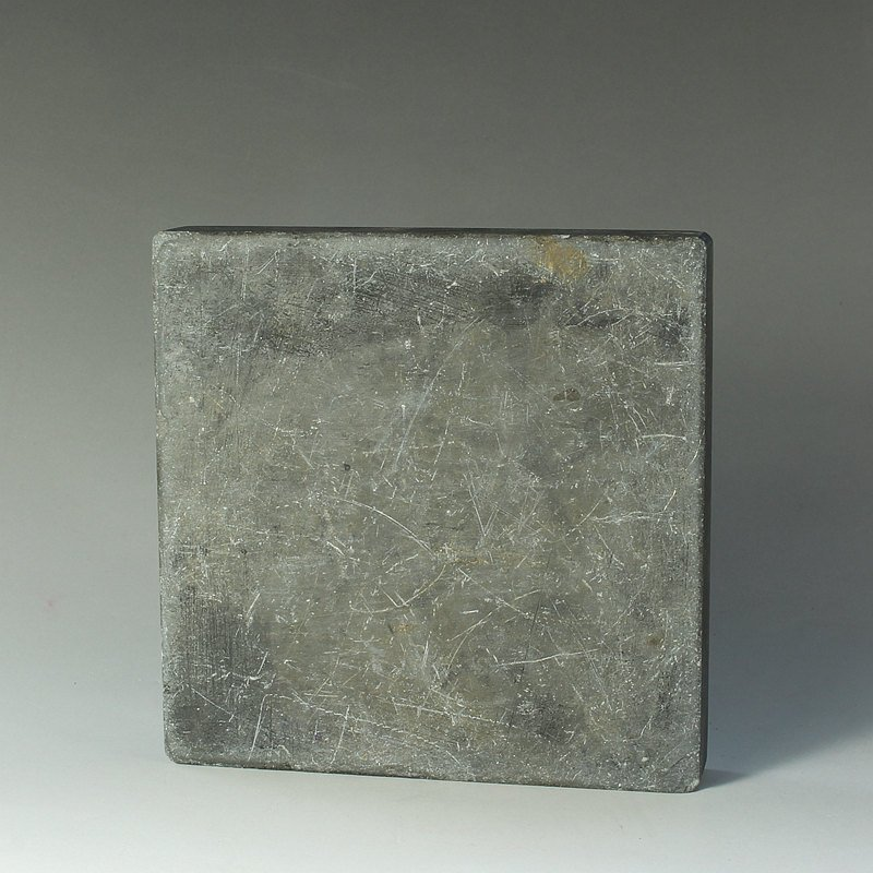 Old Chinese Ming Dynasty Duan Ink Stone - 4
