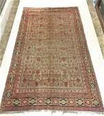 Antique Chinese HandMade Pure Wool Carpet