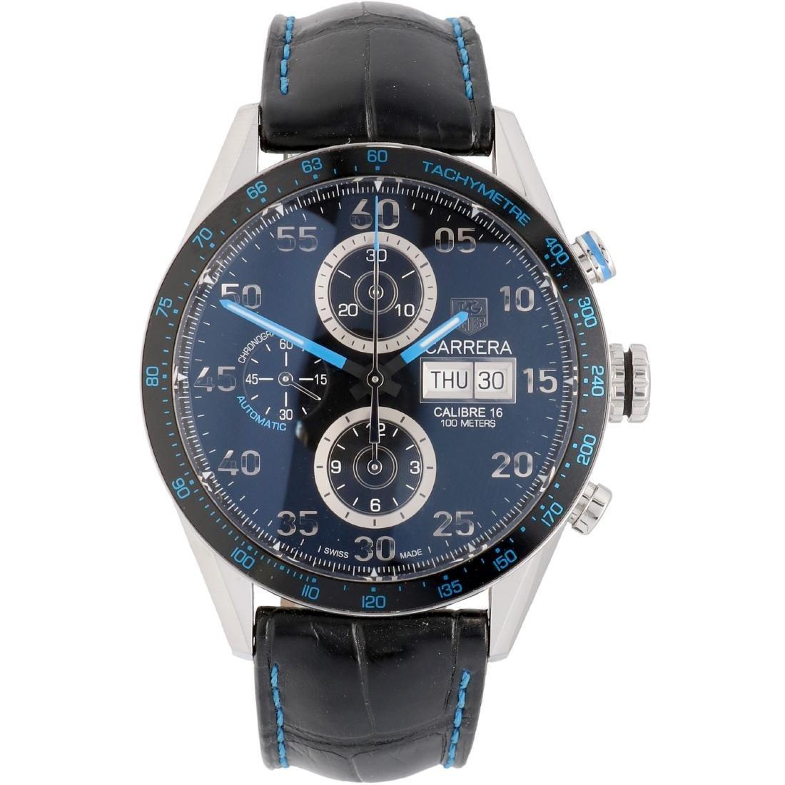 Tag Heuer Carrera CV2A1C - Men's watch - Automatic.