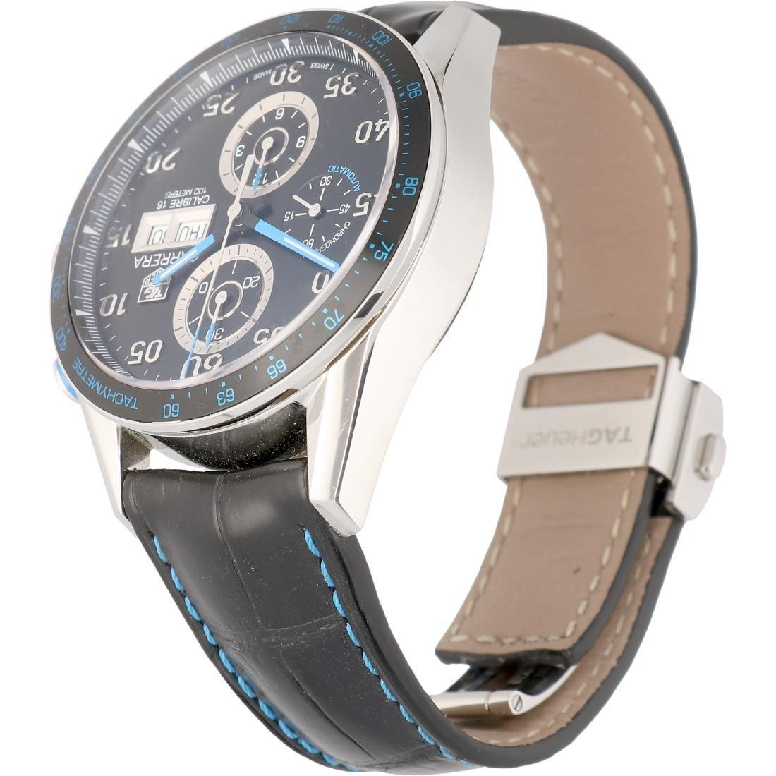 Tag Heuer Carrera CV2A1C - Men's watch - Automatic. - 5