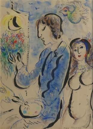 Marc Chagall (1887 - 1937)